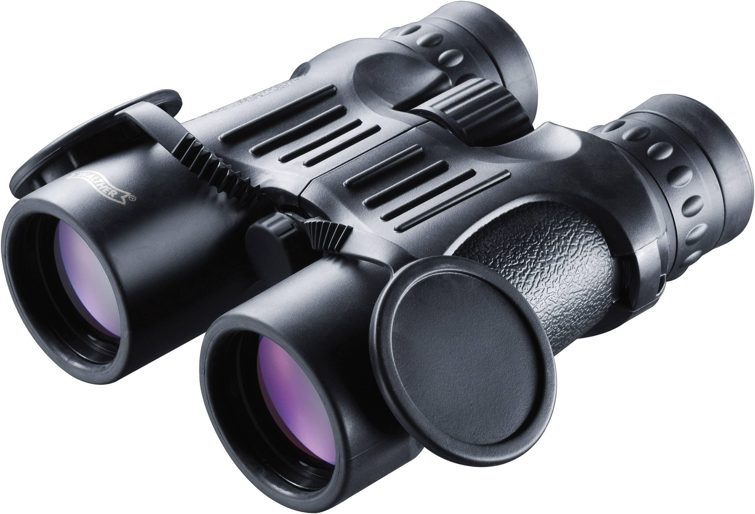 Ďalekohľad Walther Backpack 8x42 5.9009 42 mm, čierna
