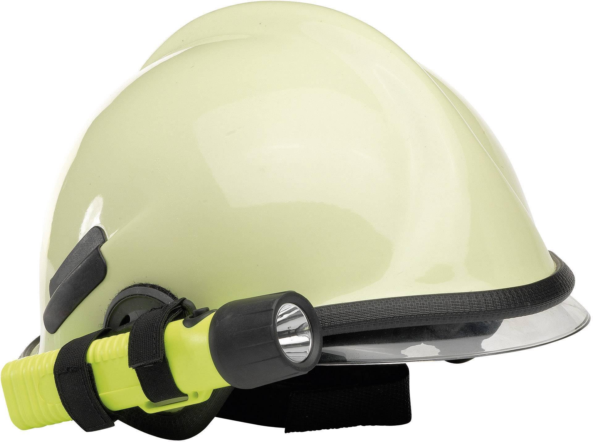 Vreckové svietidlo s vysokým výkonom AccuLux HL 10 EX