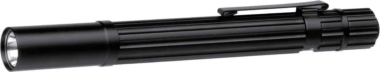 LED mini svietidlo, penlight LiteXpress PenPower 101 LX404071, na batérie, čierna