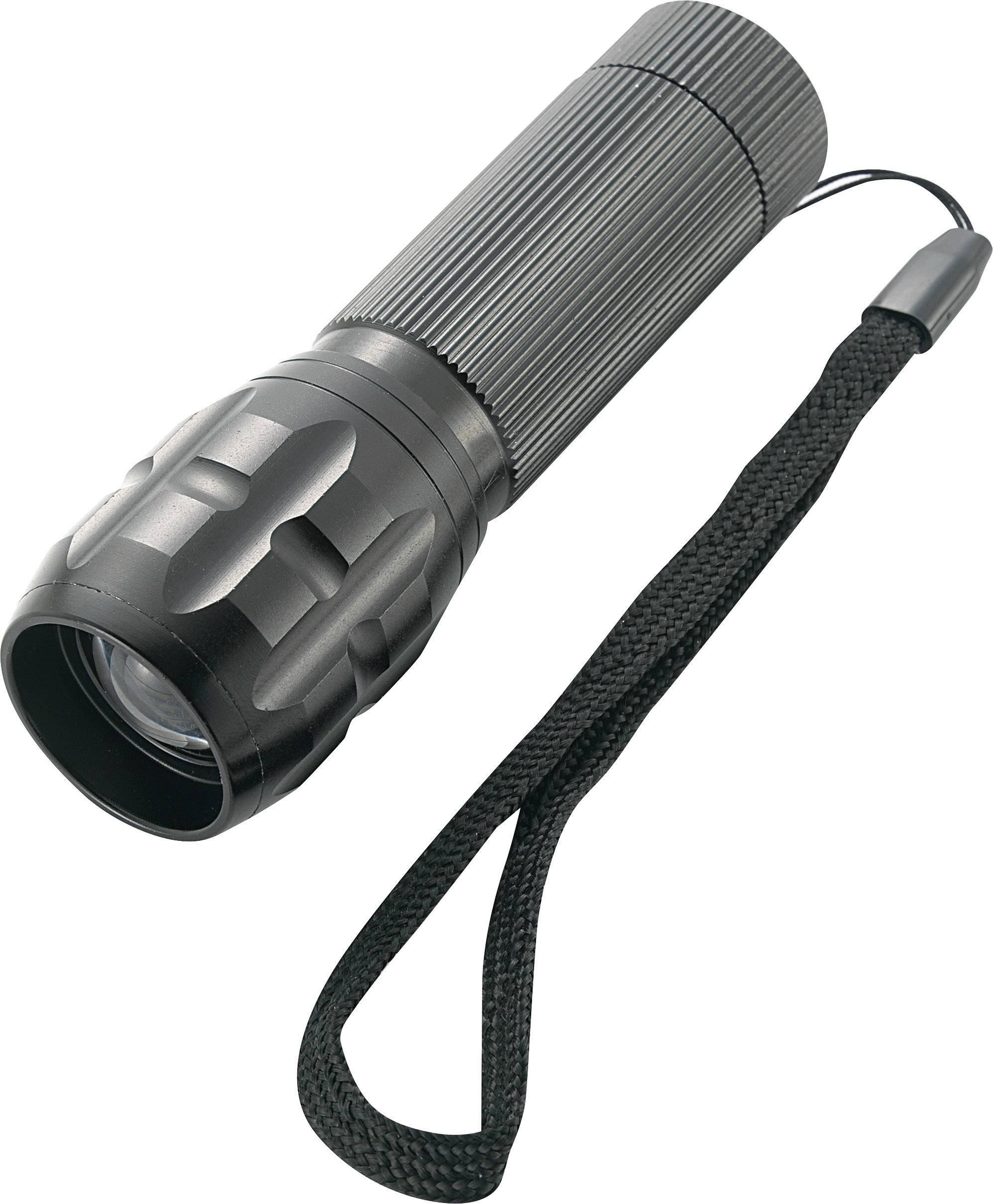 Vreckové svietidlo Conrad High Power LED