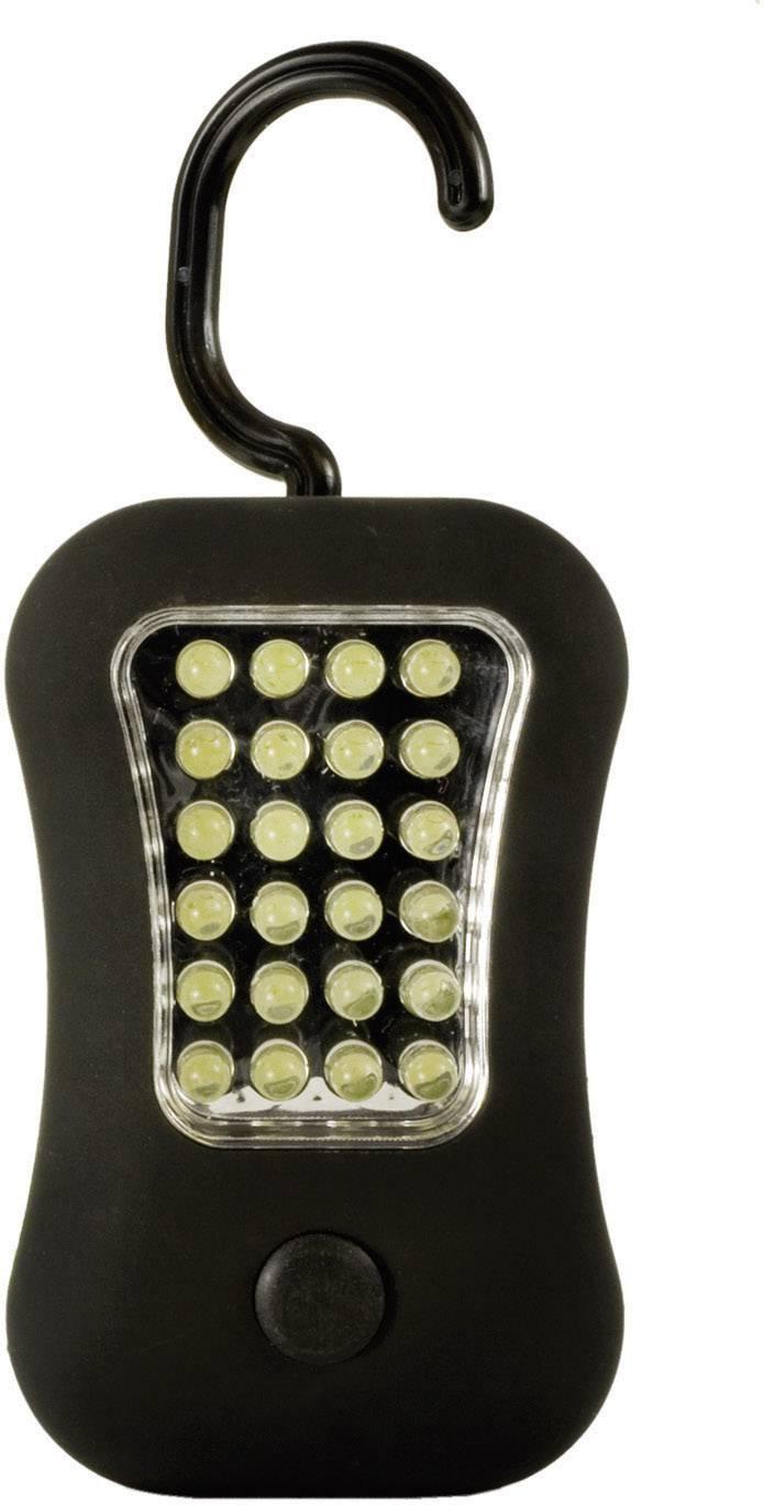 Vreckové svietidlo, 28 LED Travlite 24+4 30700019