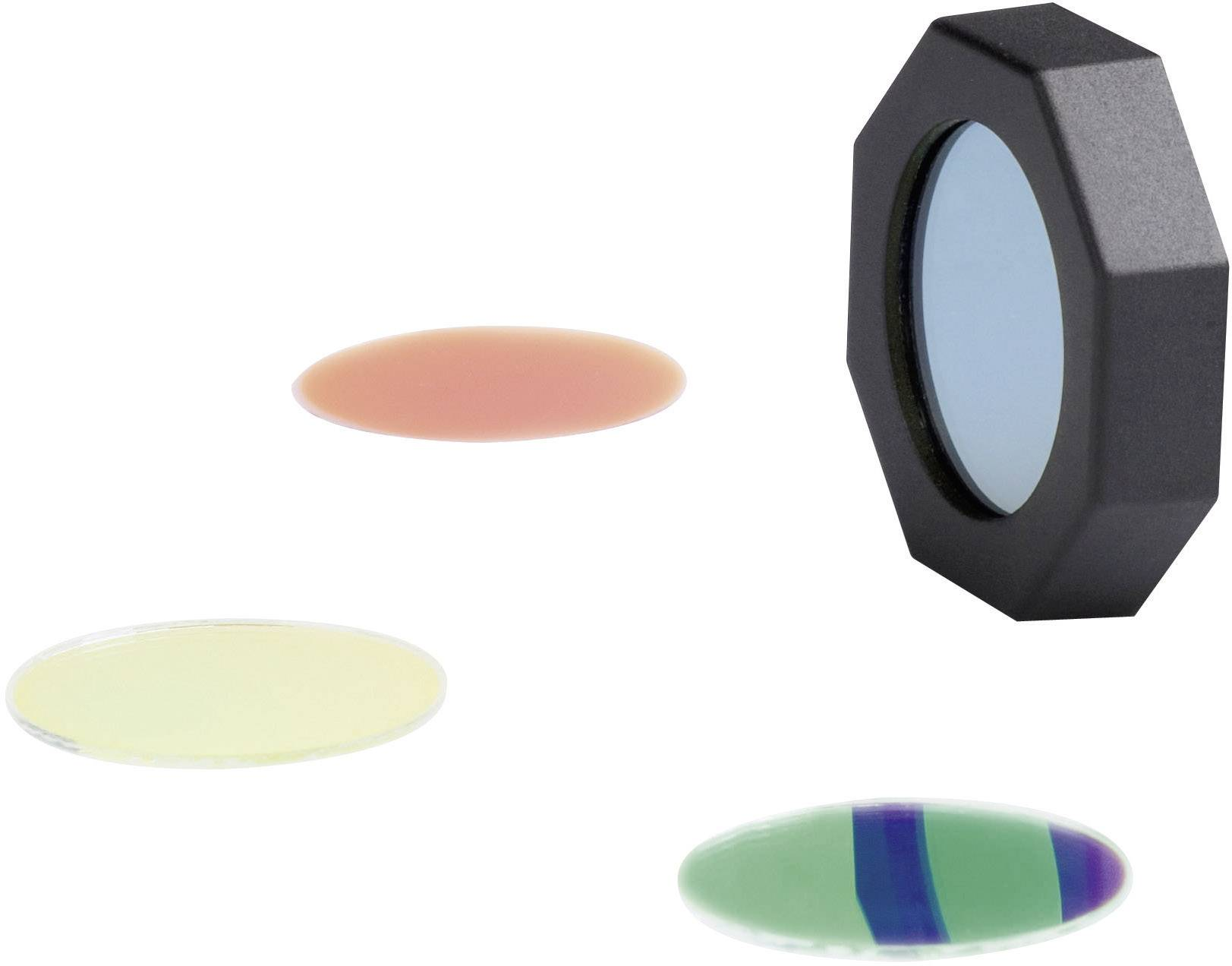 Barevné filtry pro svítilny LED Lenser, 0313-F, sada 4 ks