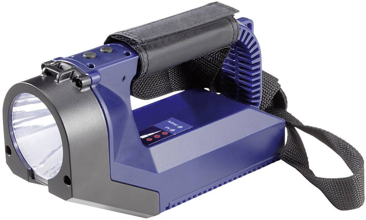 Akumulátorový ručný LED reflektor IVT PL-830.03.Li, 3W