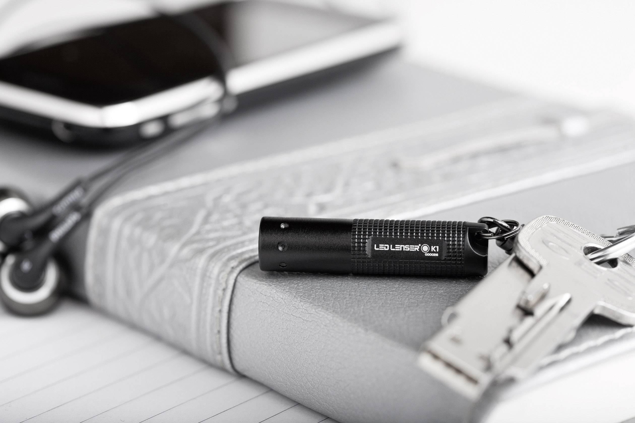 Svietidlo na kľúčenku LED Lenser K1