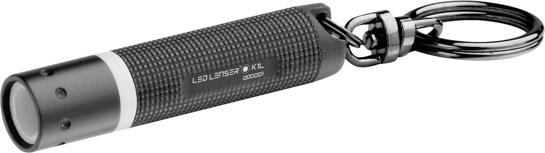 Svítilna na klíčenku LED Lenser K1L, 8251-L, černá