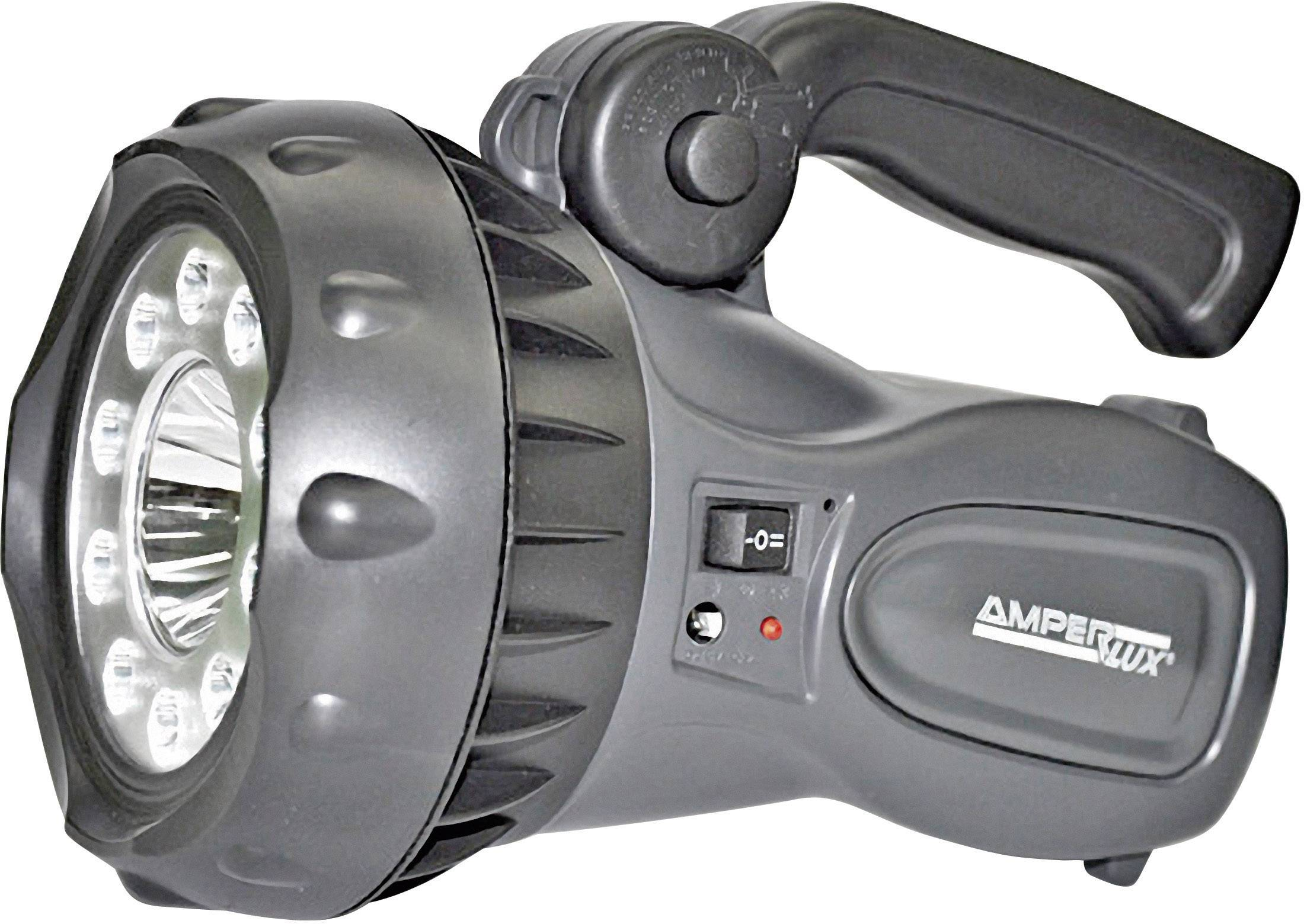 Akumulátorový ručný LED reflektor Ampercell AM 3031 LED, 3 W