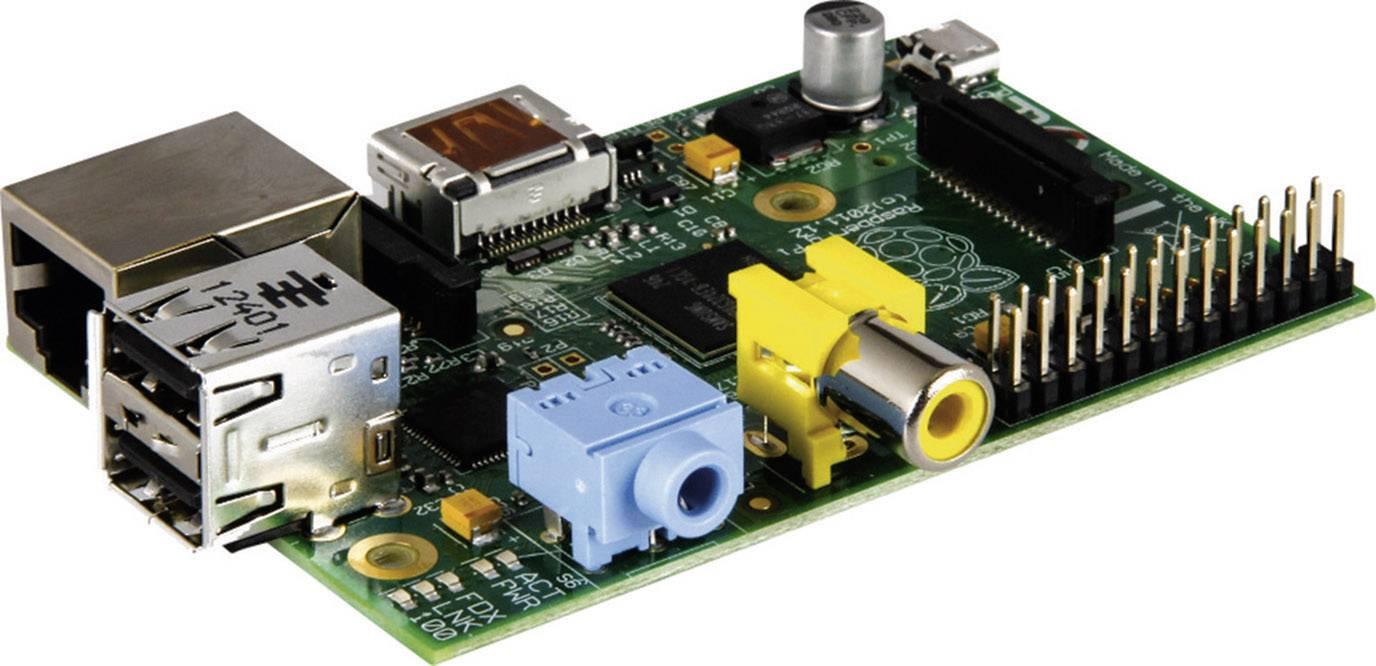 Vývojový počítač Raspberry PI