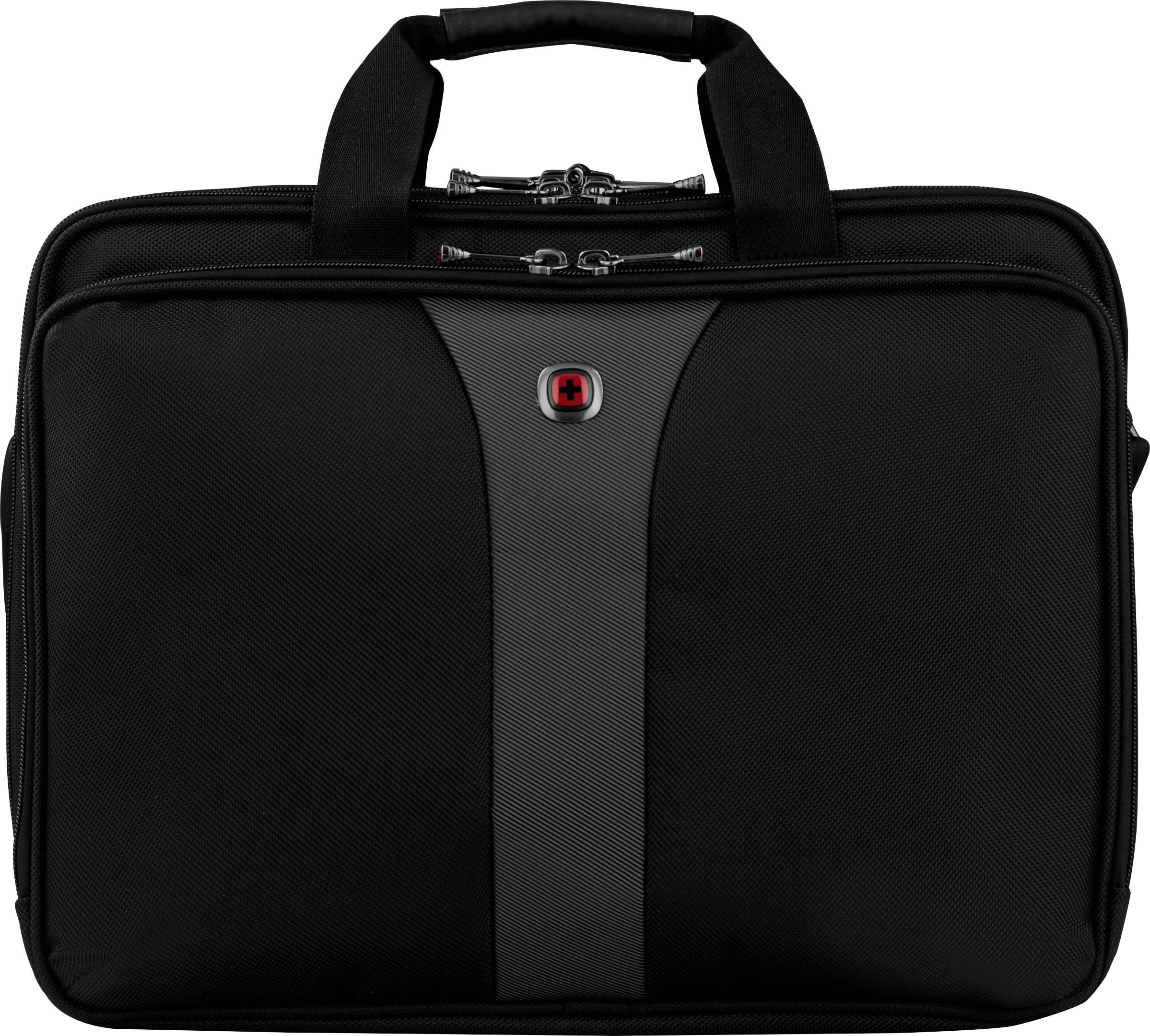 """Taška na notebook Wenger Legacy 600655 s max.veľkosťou: 43,9 cm (17,3"""") , čierna"""