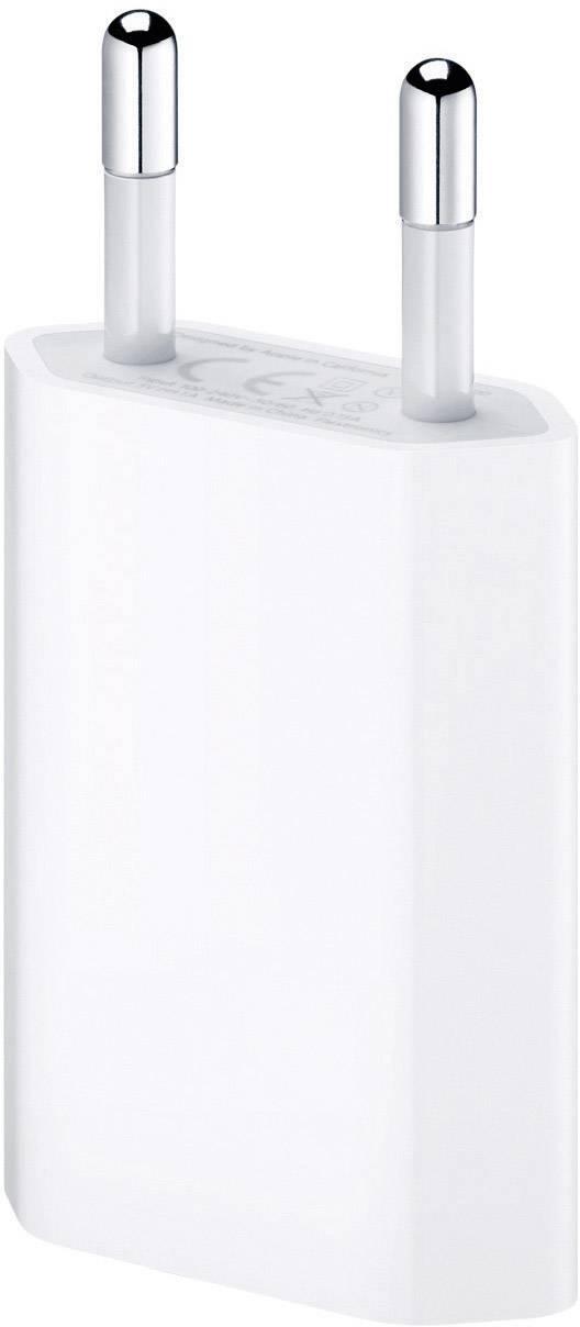Nabíjecí adaptér MD813ZM/A Vhodný pro přístroje typu Apple: iPad, iPhone, iPod
