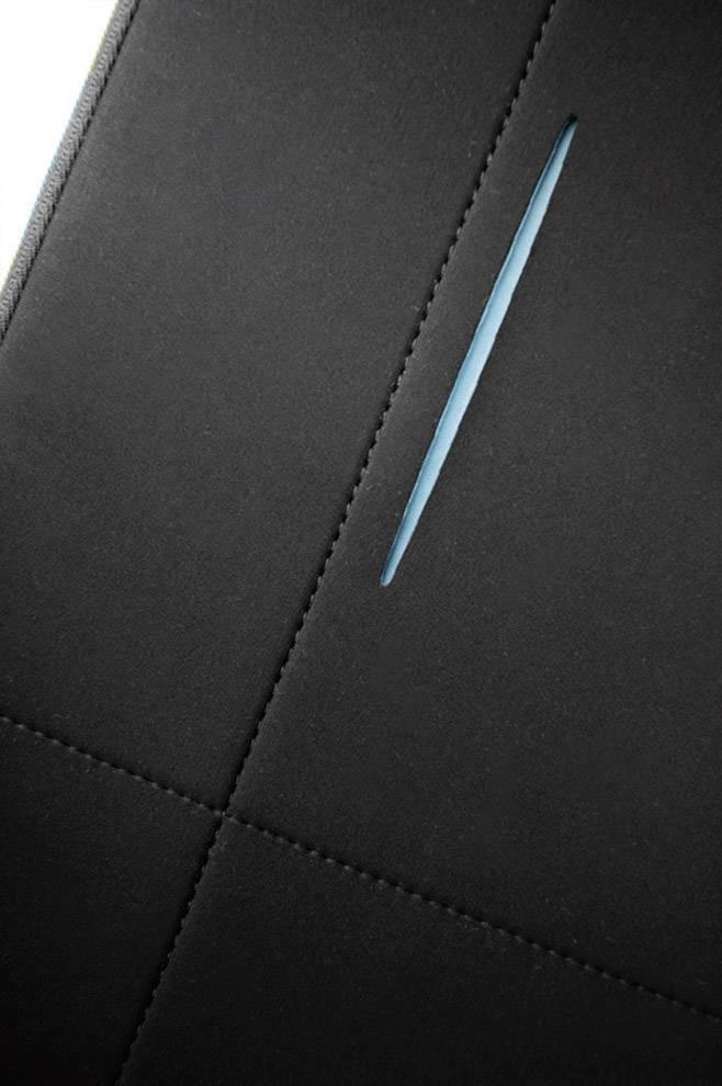Ochranné pouzdro pro notebook Samsonite Airglow Sleeves, 33,8 cm, černé/modré