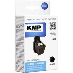 Cartridge KMP HP 21 = H29 1900,4211, černá