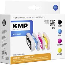 Cartridge KMP B9V, 1035,0005, černá/cyan/magenta/žlutá