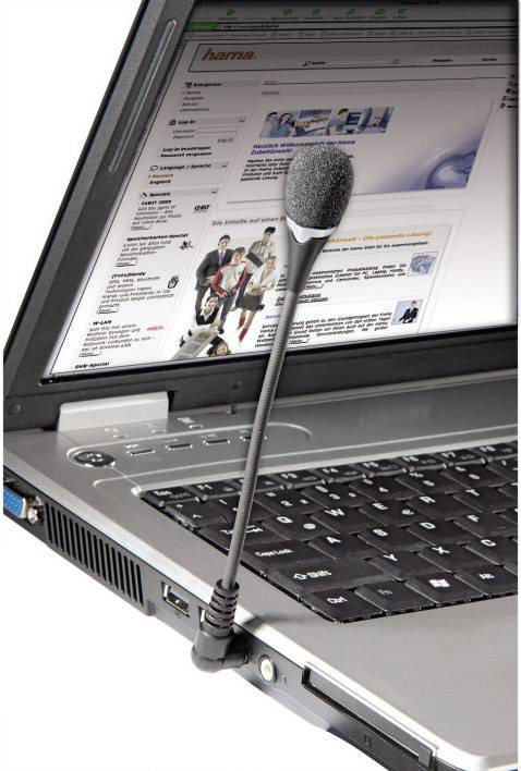 Hama VoIP mikrofón