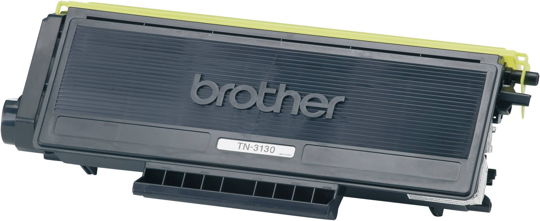 Originální toner Brother TN-3130, 3500 stránek, černá