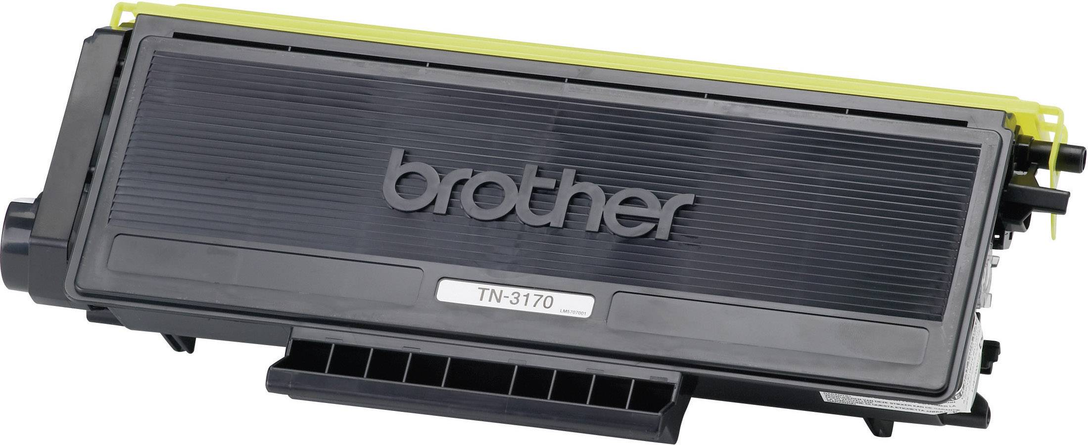 Originální toner Brother TN-3170, 7000 stránek, černá