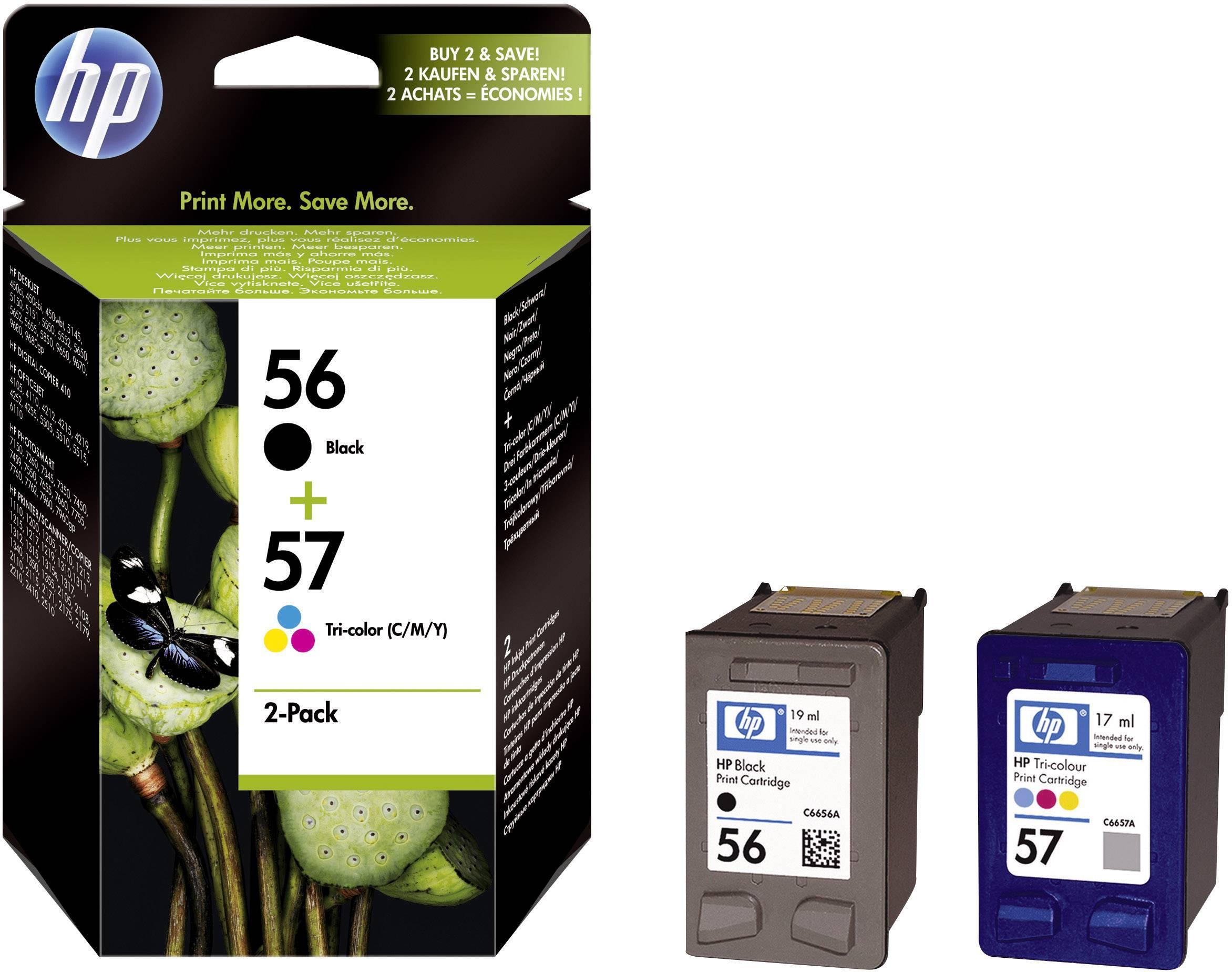 Toner do tiskárny HP SA342AE (56+57)