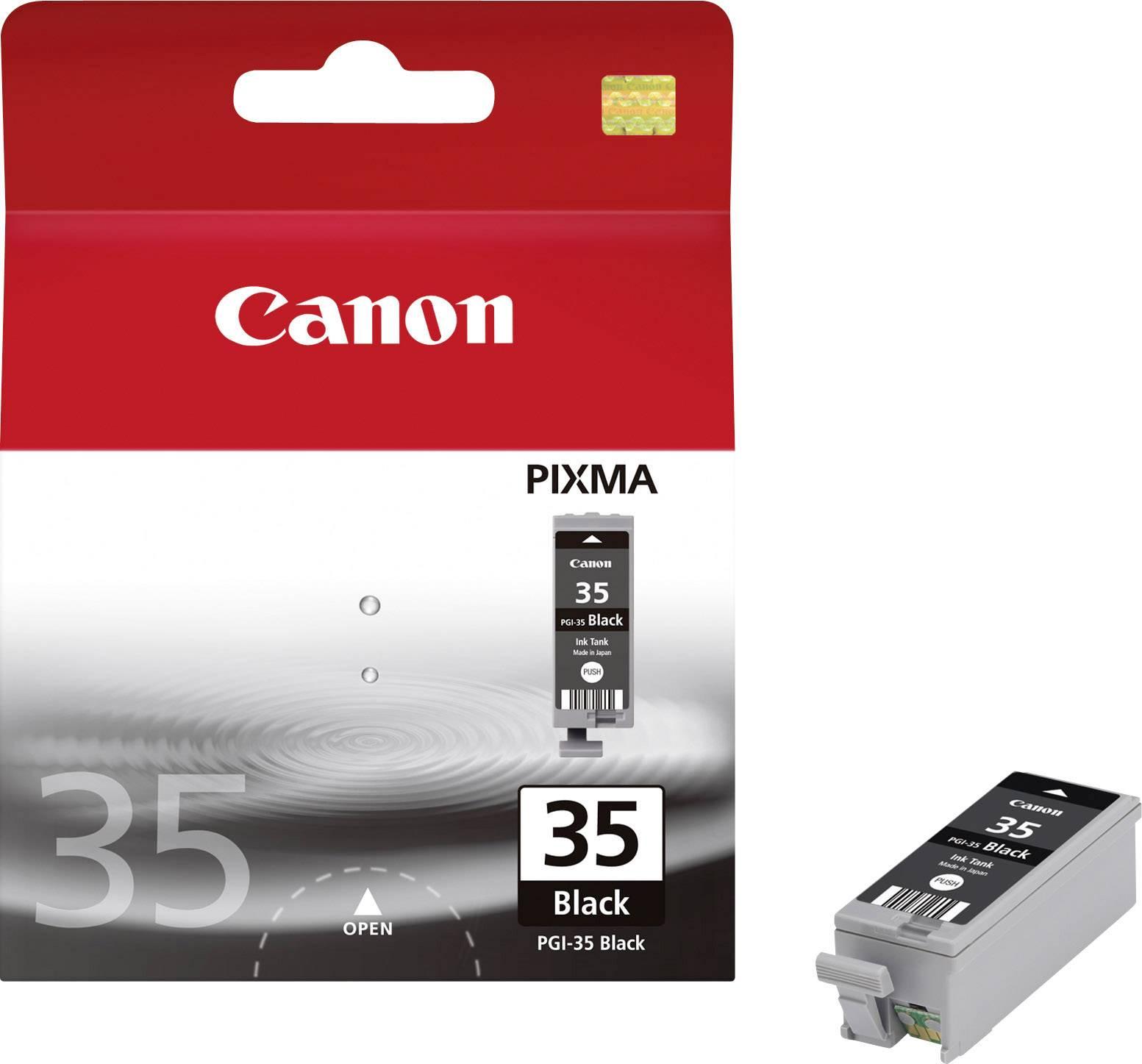 Náplň do tiskárny Canon PGI-35 1509B001, černá