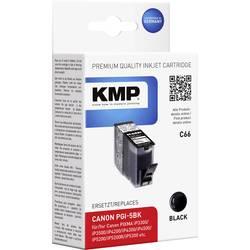 Cartridge KMP C66 = CANON PGI-5, 1504,0001, černá