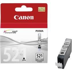 Canon Inkoustová kazeta CLI-521GY originál šedá 2937B001