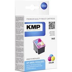 Kompatibilná náplň do tlačiarne KMP H45 1710,4440, zelenomodrá, purpurová, žltá