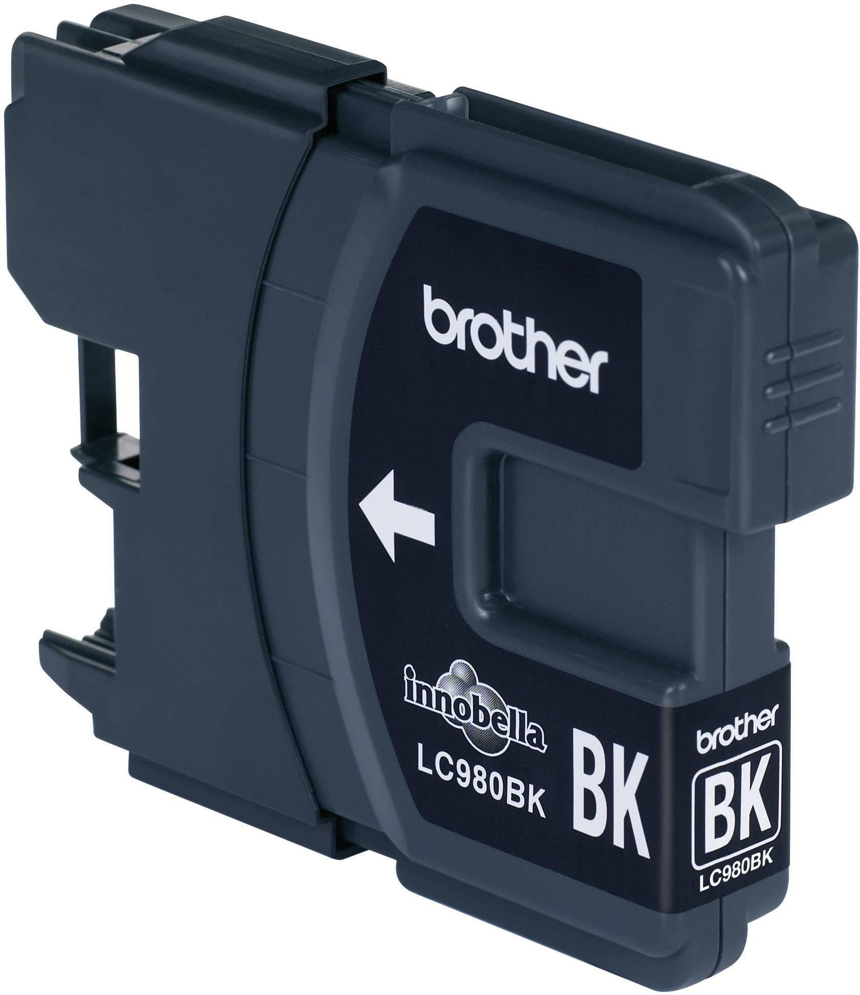 Brother náplň LC-980BK originál čierna LC980BK