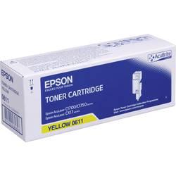 Epson toner S050611 C13S050611 originál žlutá 1400 Seiten