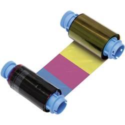 Metapace tepelná tiskárna etiket originál černá, azurová, purppurová, žlutá 1 ks YMCKO C-1 fbmpc1-1