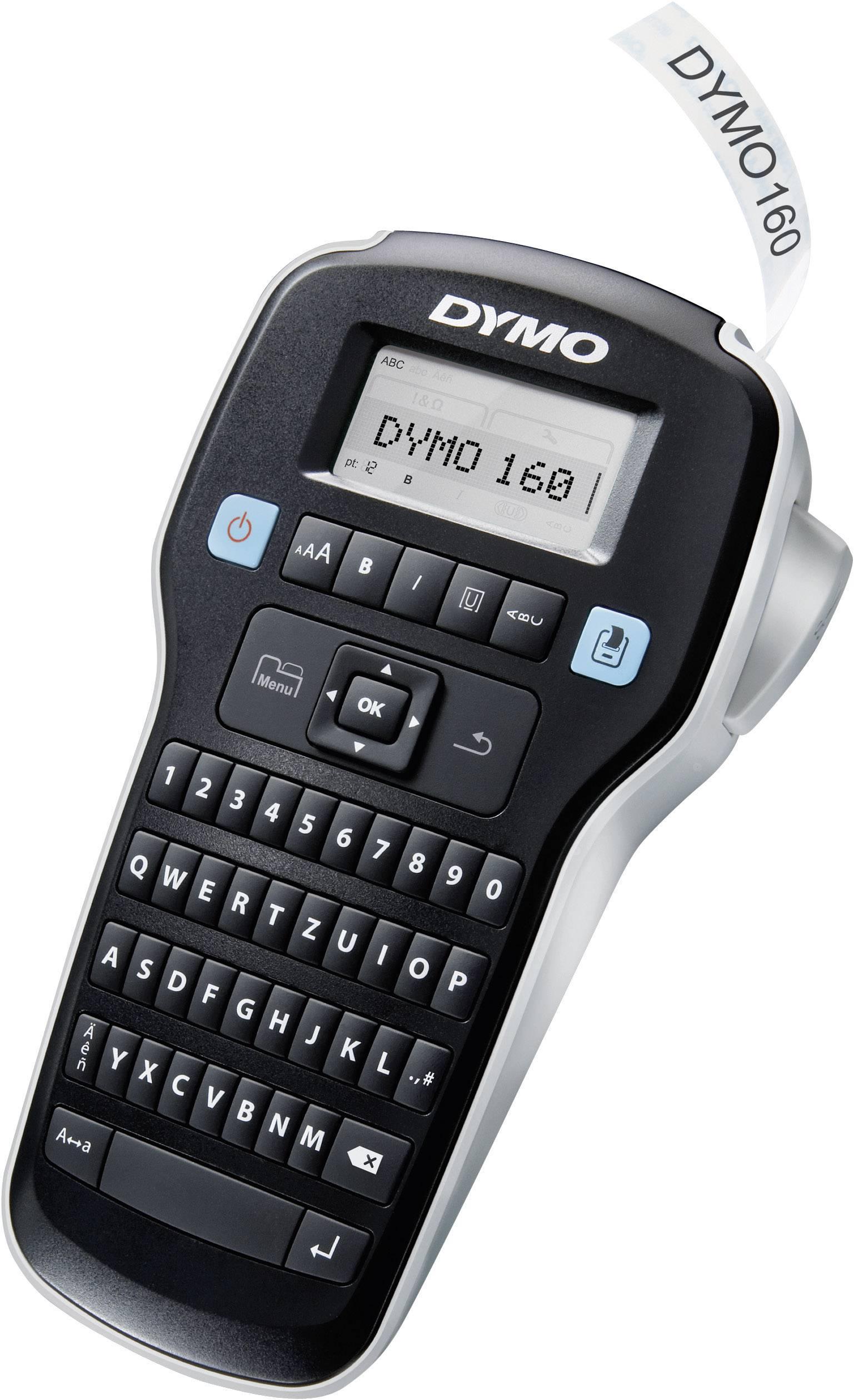 Štítkovač DYMO Labelmanager 160 S0946360