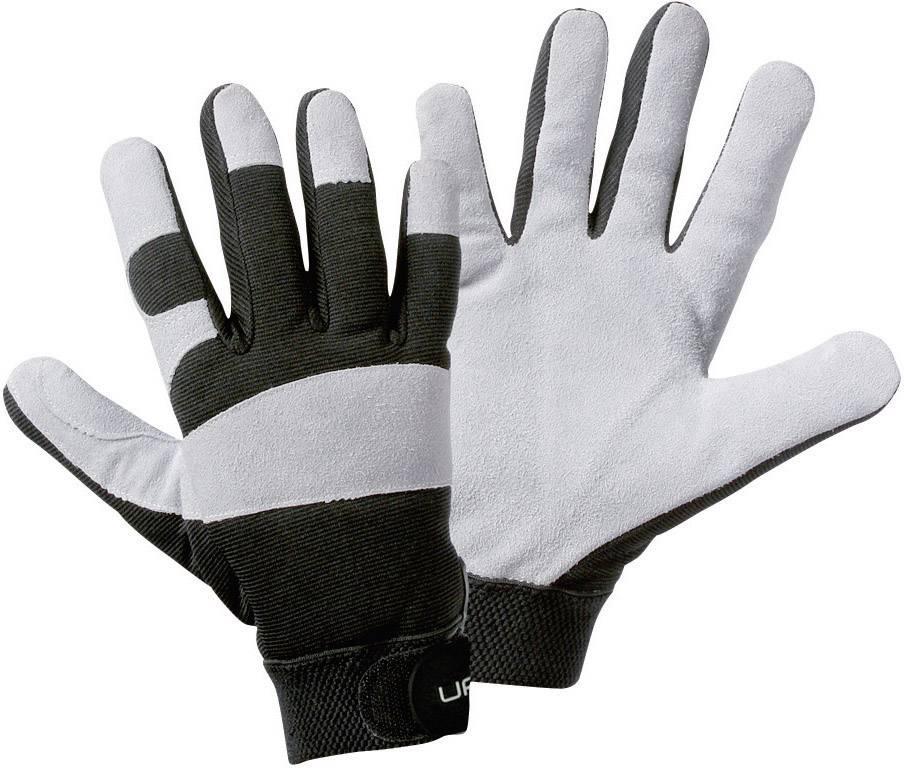 Kožené universální rukavice, velikost L