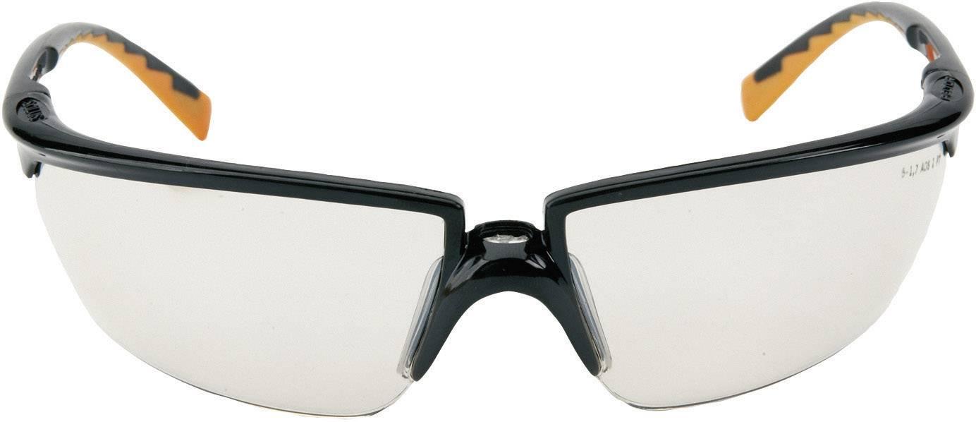 Ochranné okuliare 3M Solus, sivé
