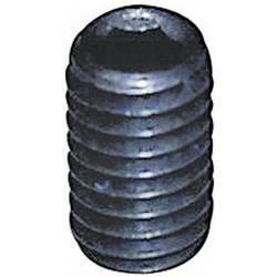 Stavěcí šroub s hvězdicovou drážkou Toolcraft, DIN 913, M2,5, 5 mm, 20 ks, černá
