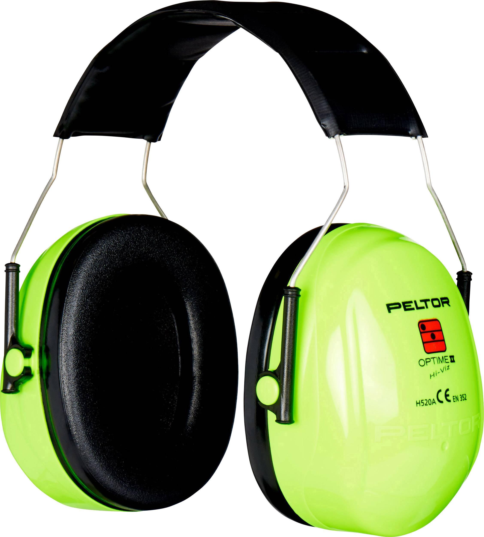 Mušlový chránič sluchu Peltor Optime II H520AV, 31 dB, 1 ks