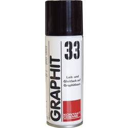 Grafitový lak Kontakt Chemie GRAPHIT 33 76013-AA 400 ml