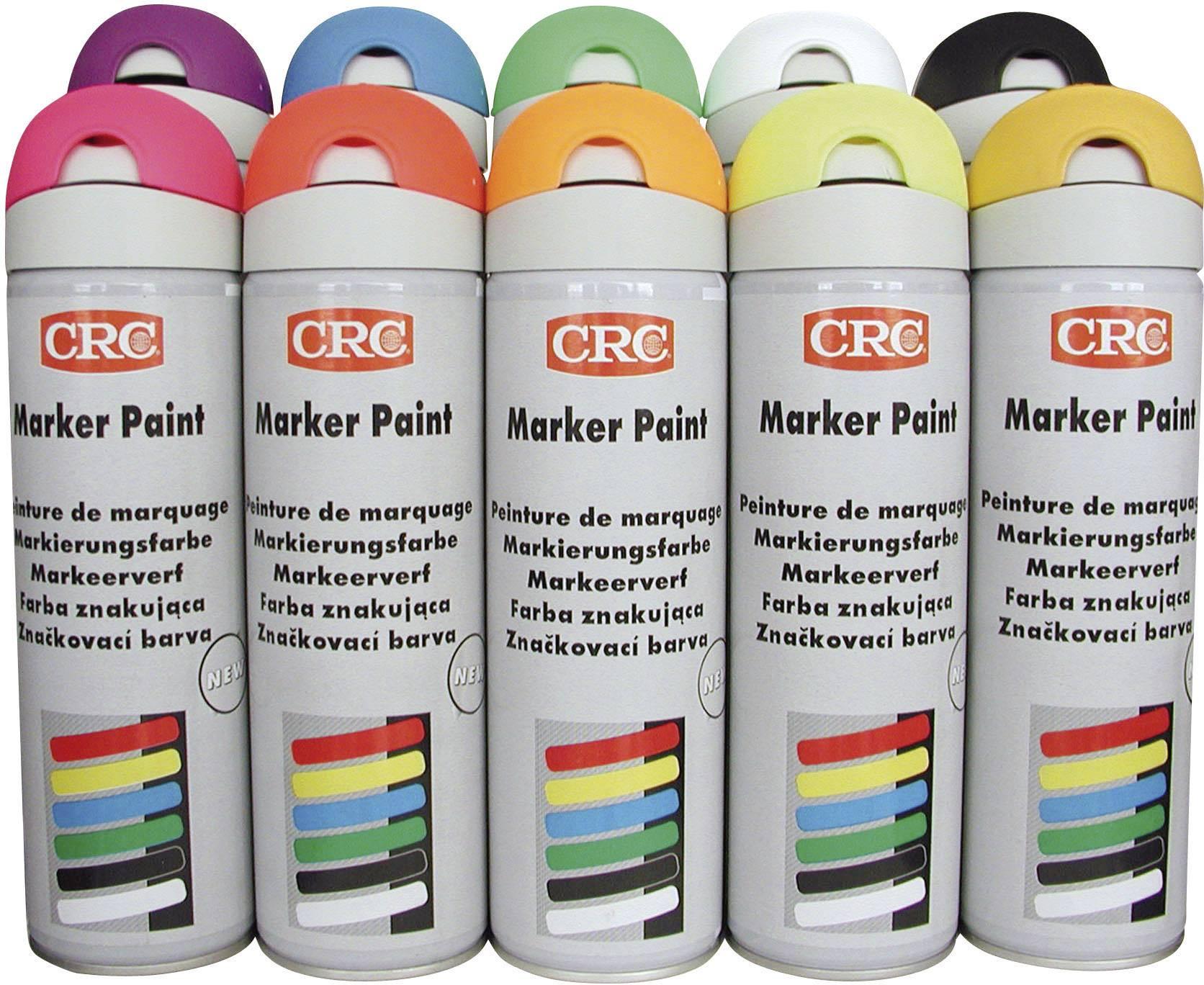 MARKER PAINT – Značkovací barva CRC 10162-AA, bílá 500 ml