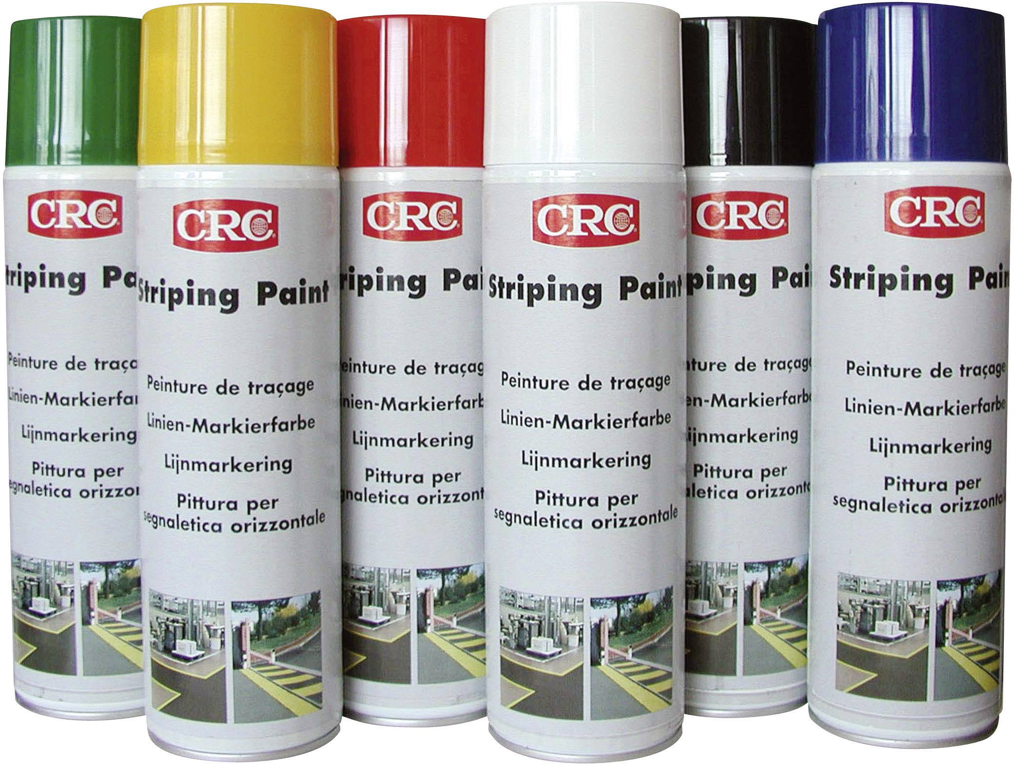 STRIPING PAINT, ŽLUTÁ 500 ml