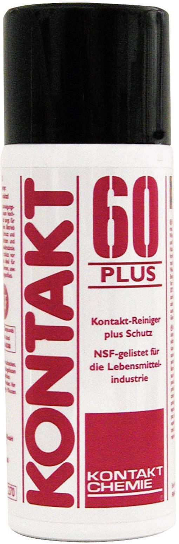 Čisticí prostředek pro kontaktní plochy Kontakt Chemie KONTAKT 60 PLUS 73909-AA, 200 ml