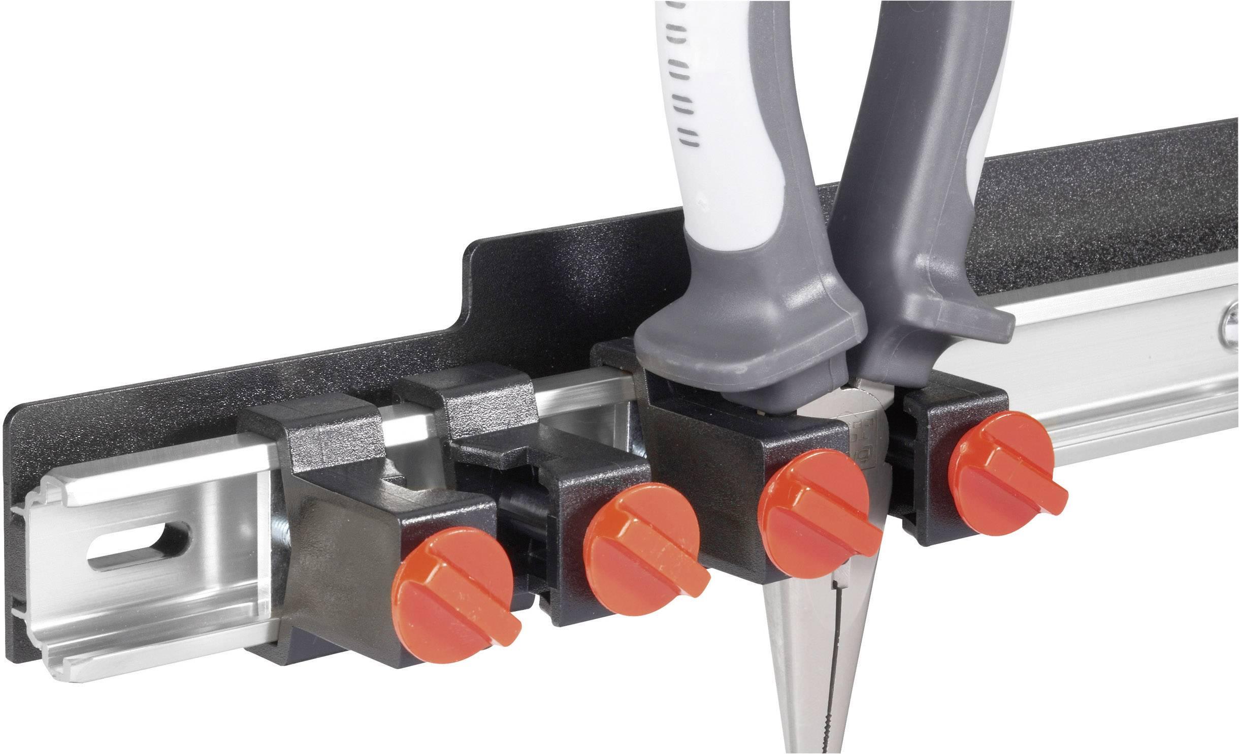 Hliníková lišta pre náradie Tooltcraft