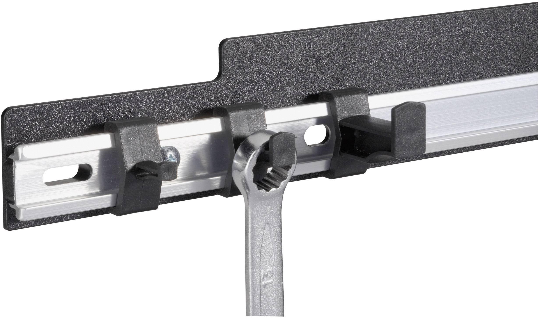 Hliníková lišta pre očkové kľúče Tooltcraft
