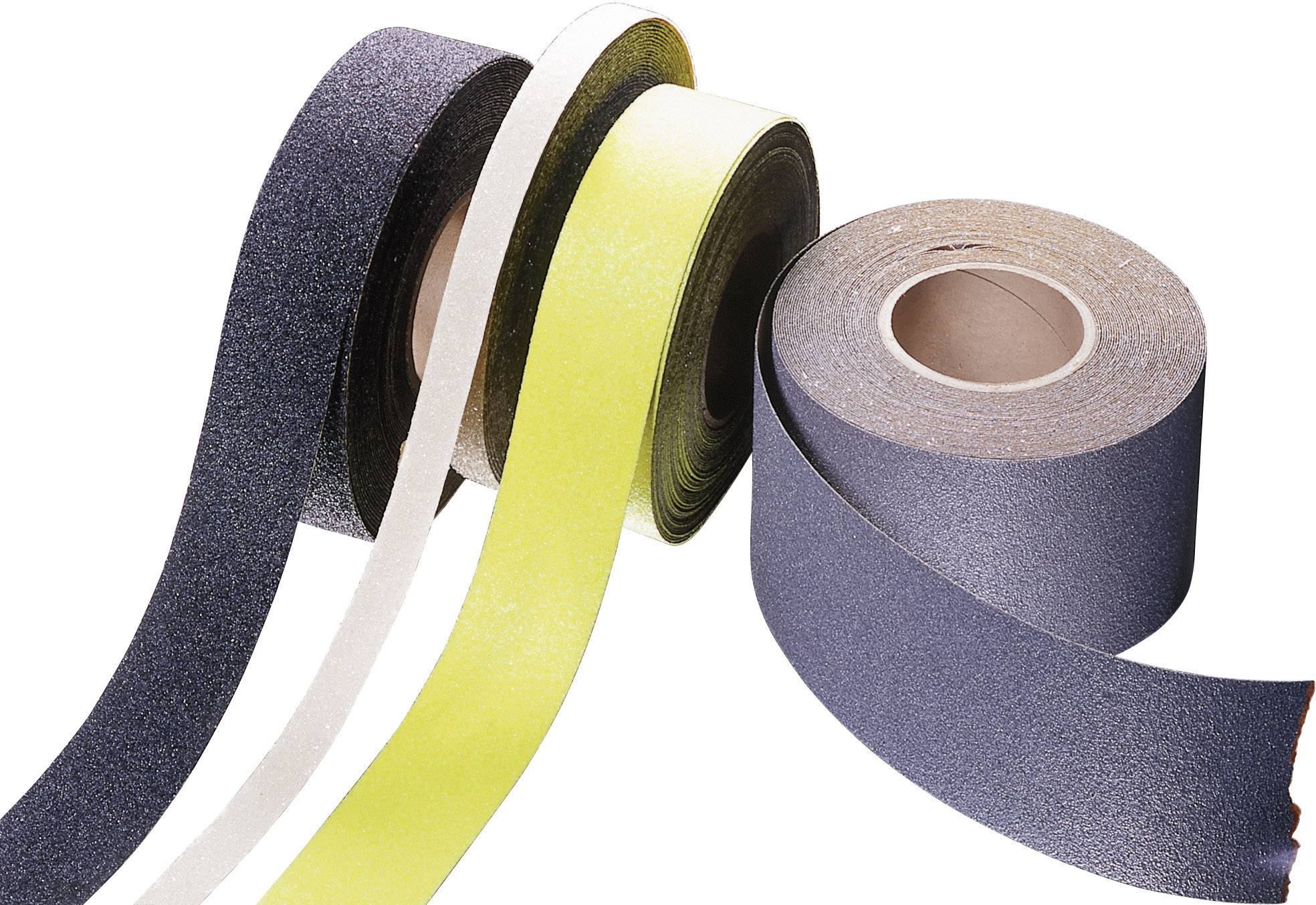 Protiskluzové lepicí pásky, protiskluzové potahy