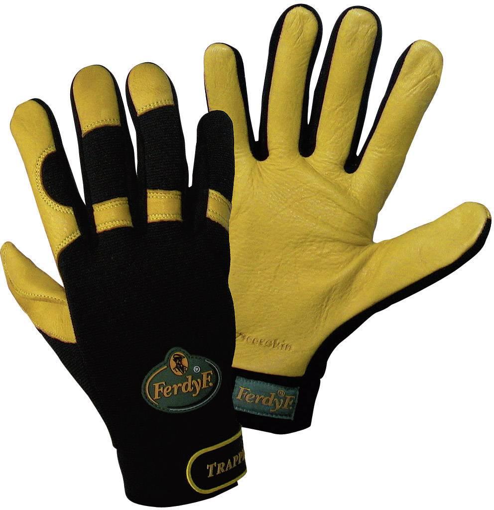 Montážní rukavice FerdyF. Trapper 1950, velikost rukavic: 7, S
