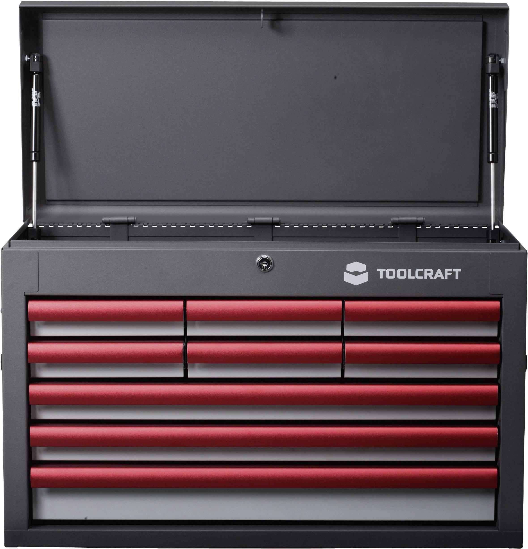 Box na nářadí Toolcraft WZK-309, 887090, 660 x 434 x 307 mm