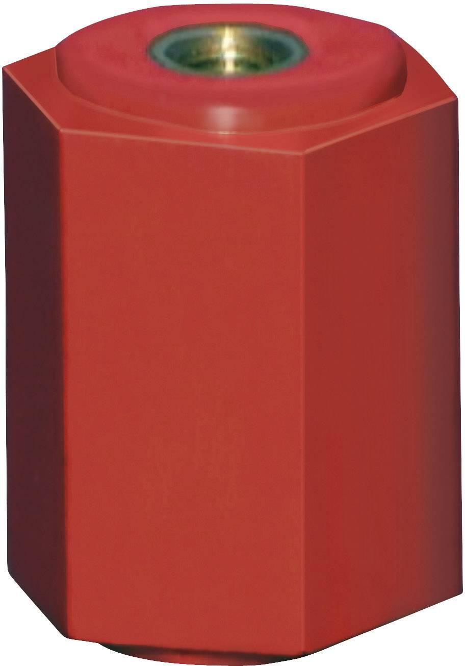 Izolátor šestiúhelník M8 IS35HH835, 35 mm, 35 mm