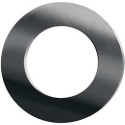 Podložky pre skrutky TOOLCRAFT, DIN 988, 20 ks, Vnút.Ø 3 mm, hrúbka materiálu: 0,1 mm