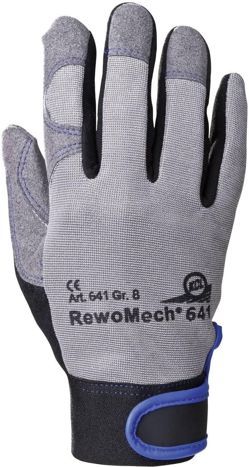 Pracovní rukavice KCL RewoMech 641 641, velikost rukavic: 10, XL