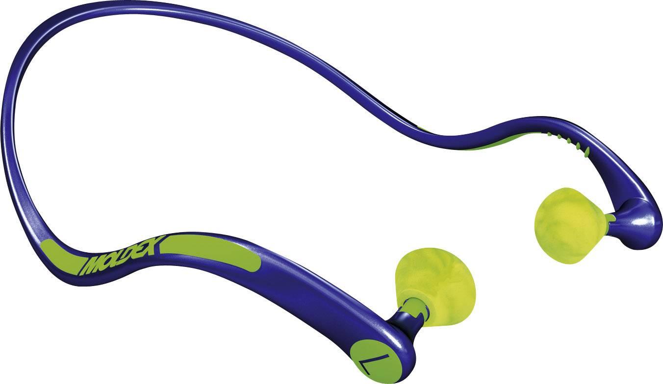 Špunty do uší na plastovém oblouku Moldex WaveBand 6800 01, 27 dB, 1 ks