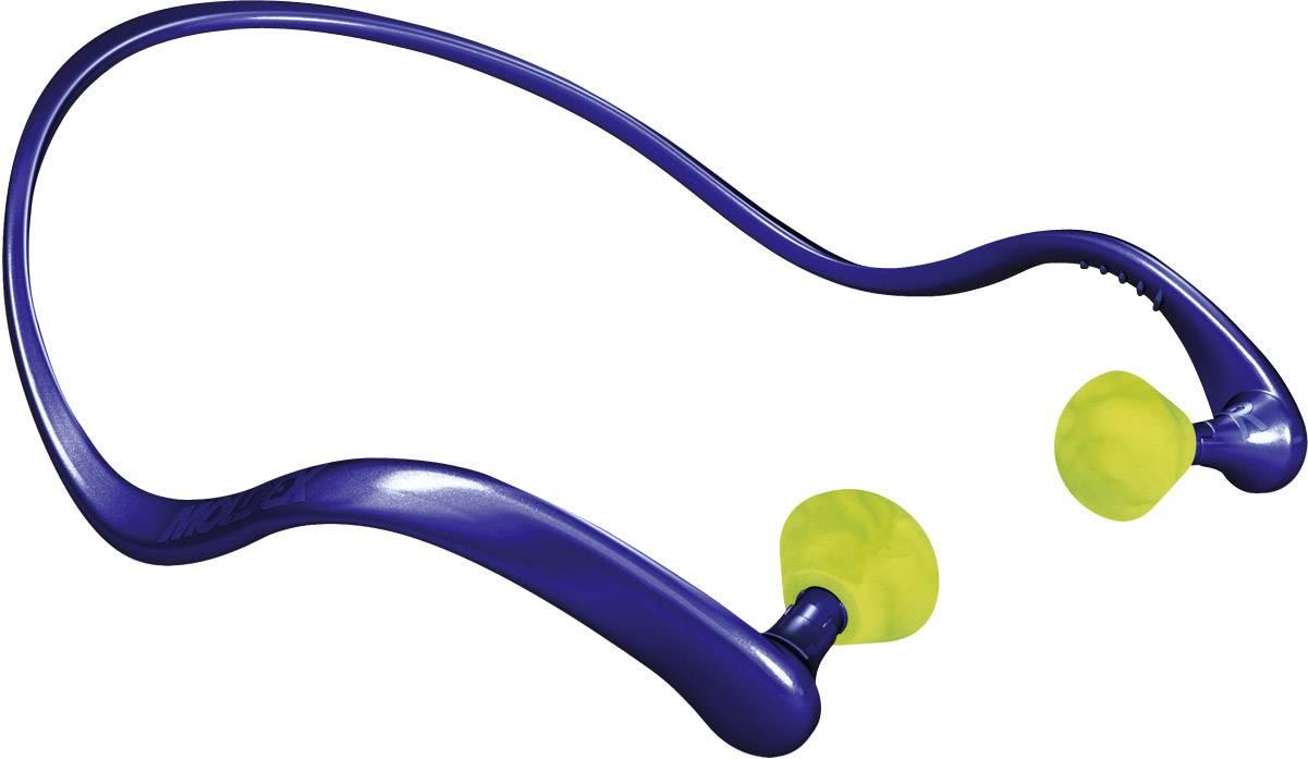 Špunty do uší na plastovém oblouku Moldex WaveBand 6810 01, 27 dB, 1 ks