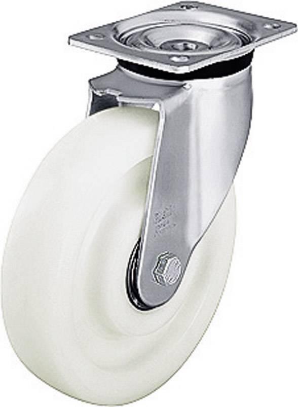 Otočné kolečko s konstrukční deskou, Ø 100 mm, Blickle 604348 , LK-SPO 100K-1