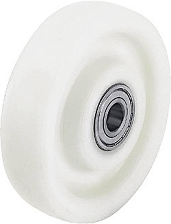 Polyamidové kolečko s ložiskem, Ø 75 mm, Blickle 6890, SPO 75/15K