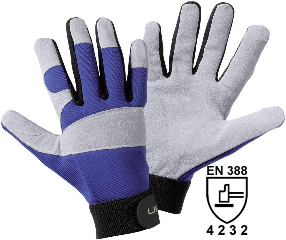 Pracovní rukavice Upixx Utility ISO 1651, velikost rukavic: 9, L