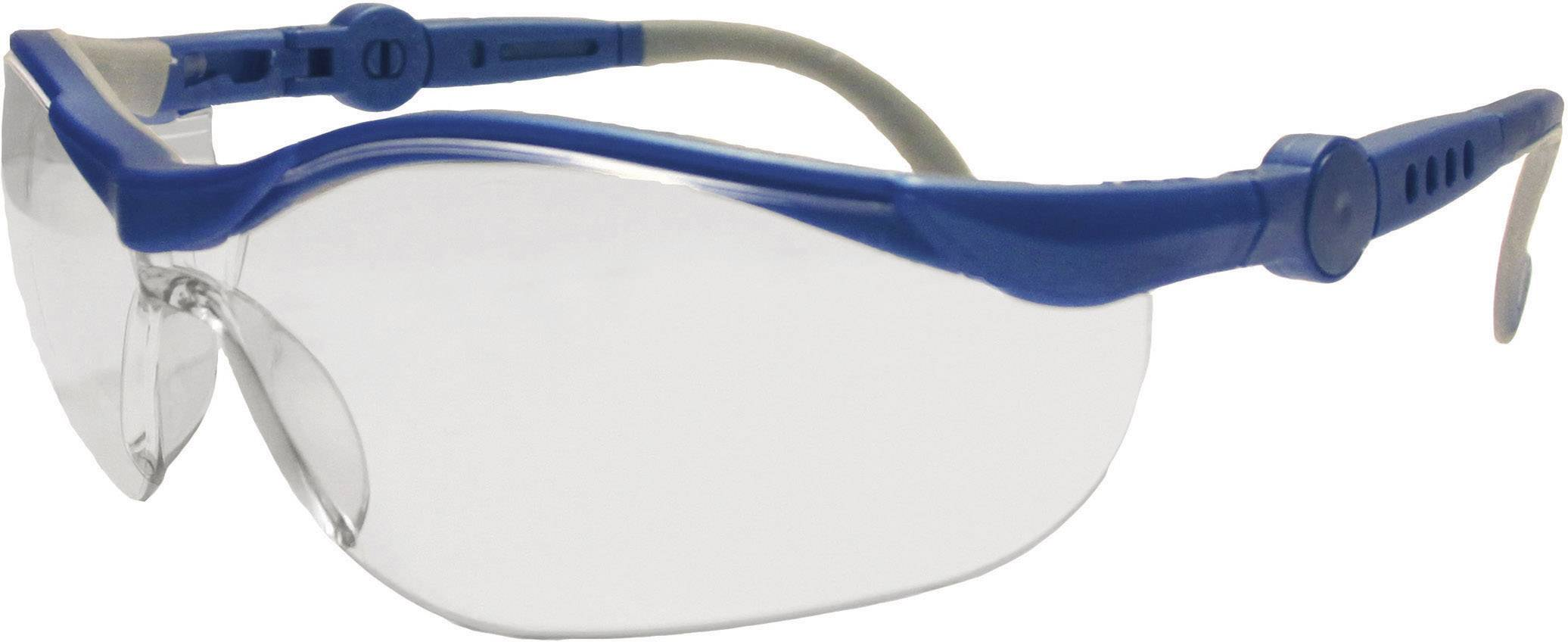 Ochranné okuliare Upixx Cycle Panorama, číre